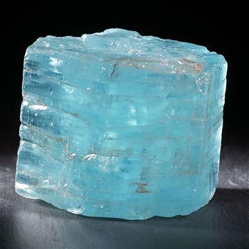 Bild von Aquamarinkristall