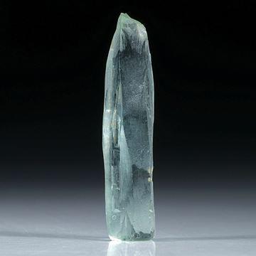 57973 Aquamarin Kristall 9.36ct. ca. 29x8mm, Edelsteinschleiferei Hochstrasser, 1.87g 110.00