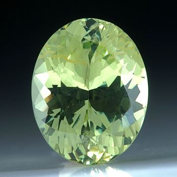 Chrysoberyll Brasilien, ca.13x10.5x7mm, 6.4ct.