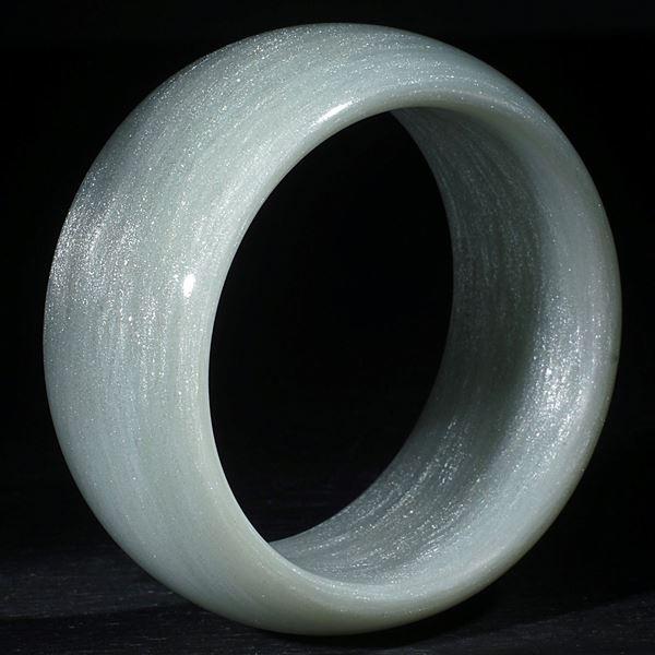 Glasfaserarmreif mit Sternglanzpigment