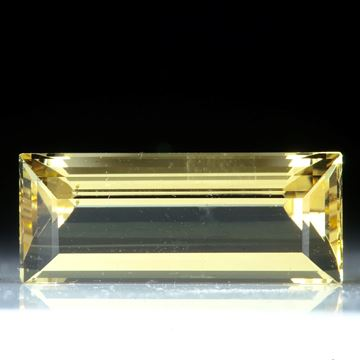 Goldberyll ca.16.5mmx12mm, 4.42ct. (0.88g)