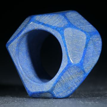 Lapislazuli Ring, Wabenstruktur