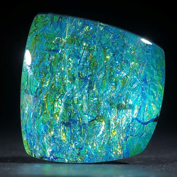 Opalglas Freiform