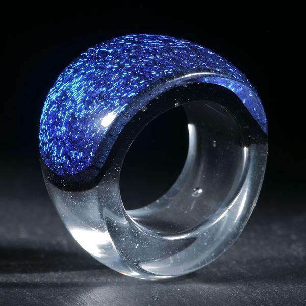 Opalglasring konisch geschliffen