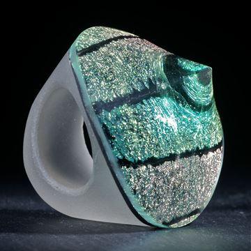 Opalglas Tafelring