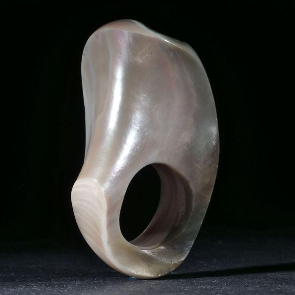 turban marmoratus Ring
