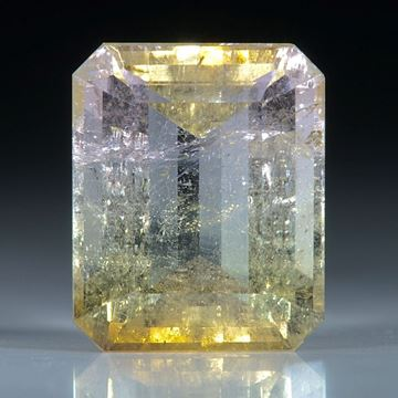 Turmalin Brasilien, ca.12.5x10.5x7mm, 7.45ct.