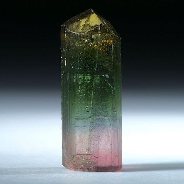 Turmalin Kristall Brasilien, ca.26x9mm, 22.15ct.