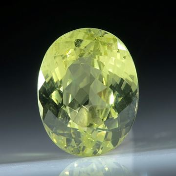 Chrysoberyll Brasilien, ca.12.5x9.8x5.4mm, 5.29ct.