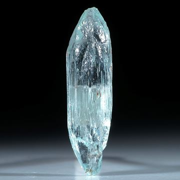Aquamarin Kristall ca.35x10mm, 22.61ct.