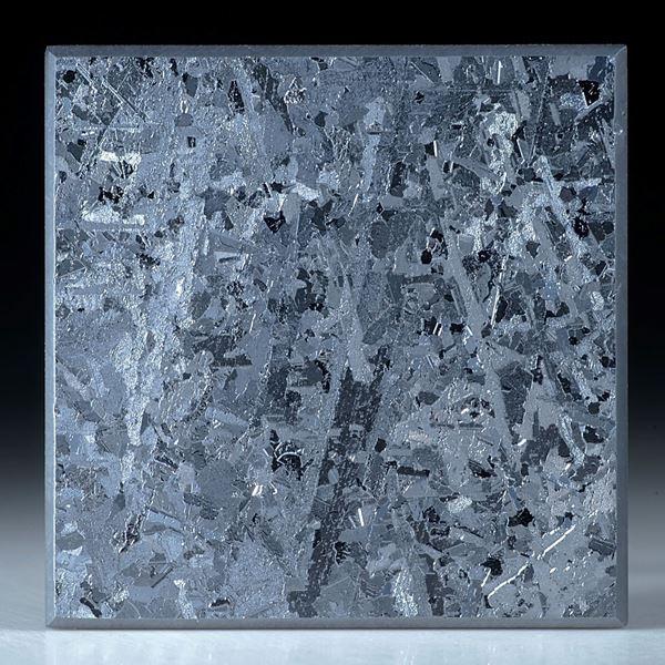 Silicium Viereck geätzt ca.48x48x3mm