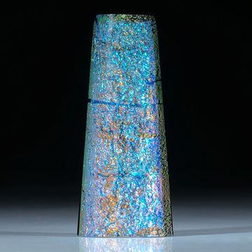 Opalglas Freiform ca.69x30x10mm
