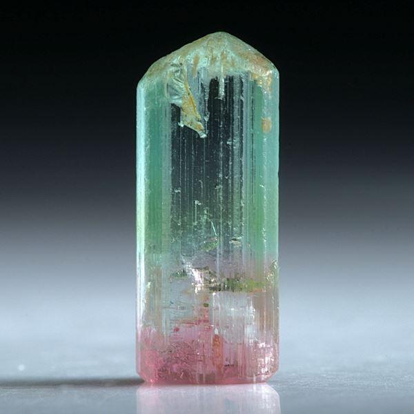 Turmalin Kristall 4.65ct. 15x6mm