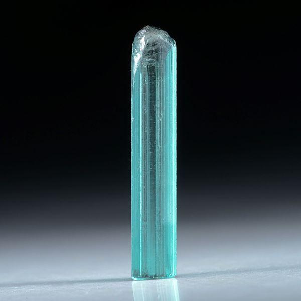 Turmalin Kristall 5.22ct. 24x4mm