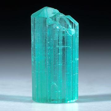 Turmalin Kristall Brasilien ca.23x11mm, 25.07ct.