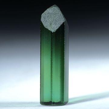 Turmalin Kristall Brasilien ca.24x7mm, 12.12ct.