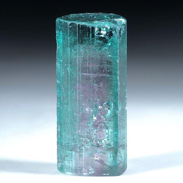 Turmalin Kristall Brasilien ca.25x11mm, 27.96ct.