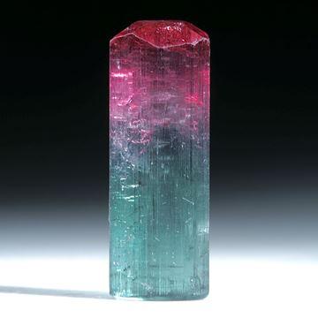 Turmalin Kristall Brasilien ca.26x9mm, 18.93ct.