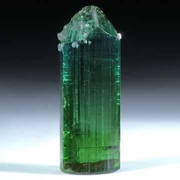 Turmalin Kristall Brasilien ca.31x11mm, 32.89ct.
