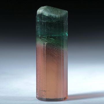 Turmalin Kristall Brasilien ca.32x10mm, 30.4ct.