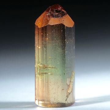 Turmalin Kristall Brasilien, ca.26x10mm, 29.31ct.