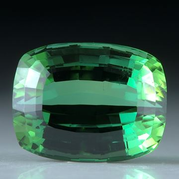 Turmalin facettiert 8.1ct. 12.7x9.9x7.8mm