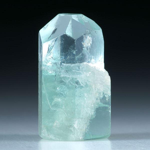 Aquamarin Kristall 27.31ct. 22x13mm