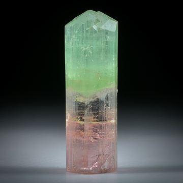 Turmalinkristall 158.84ct ca.53x17x15mm