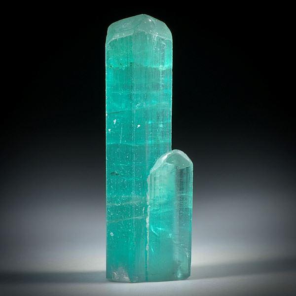 Turmalinkristall 87.93ct ca.50x17x13mm