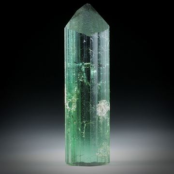 Turmalinkristall 131.06ct ca.58x16x14mm