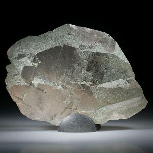 Bergkristall Gwindel Schweiz, ca.76x50x30mm