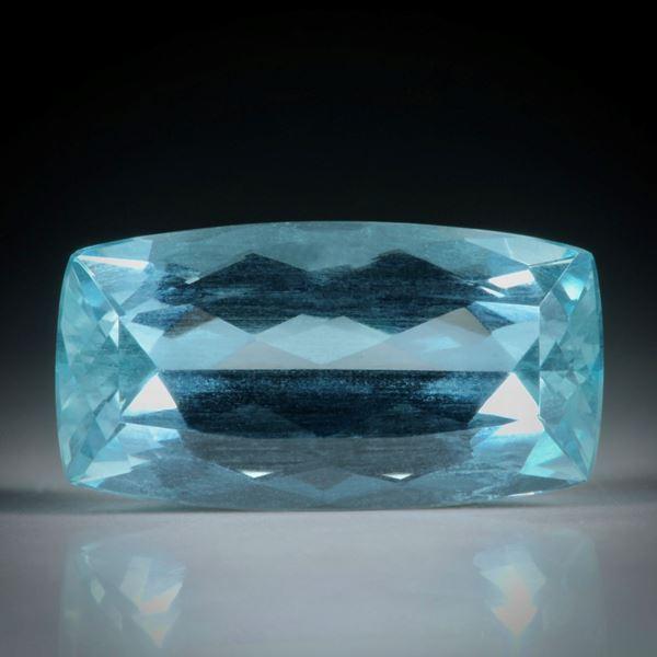 Aquamarin facettiert 4.88ct.  15.5x8x5.5mm