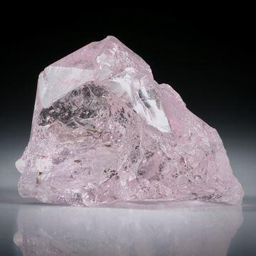 Morganit Kristall aus Brasilien, ca.35x26x23mm, 104.23ct.
