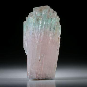 Turmalin Kristall aus Afghanistan, ca.45x23x18mm, 148.23ct.