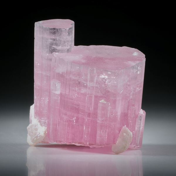 Turmalin Kristall aus Afghanistan, ca.33x27x25mm, 161.86ct.
