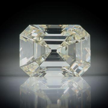 Diamant Smaragdschliff 1.54ct. ca.8.5x6.2x3.8mm, N/si1