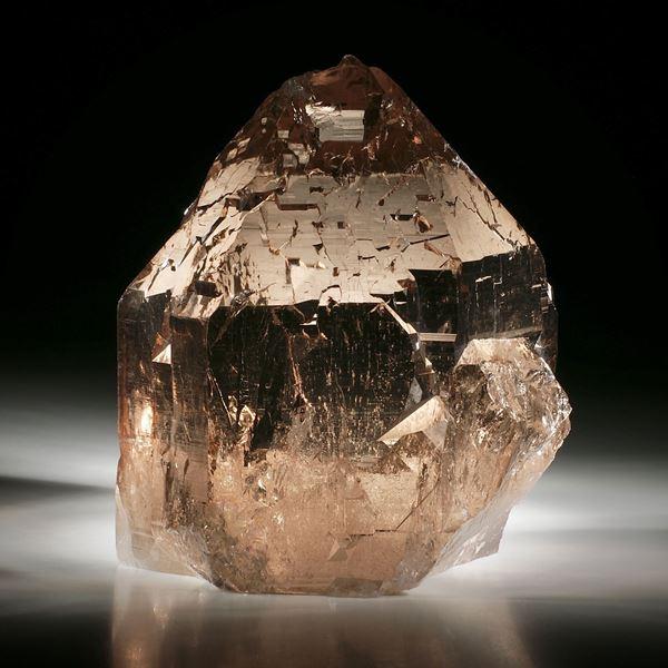 schweizer Bergkristall ca.96x84x58mm