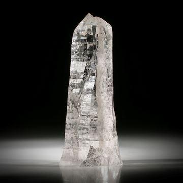 schweizer Bergkristall ca.88x35x26mm