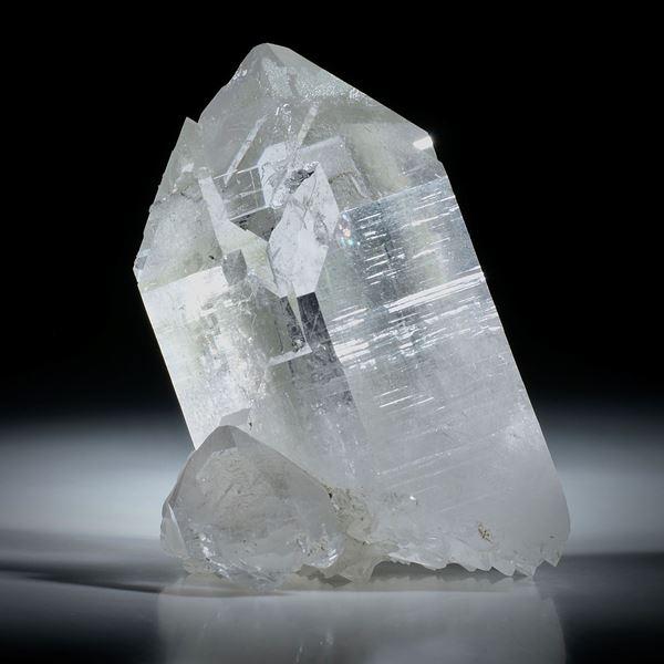 schweizer Bergkristall ca.67x52x33mm