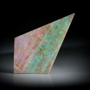 Boulderopal Australien 41.88ct.  Drachenform ca.51x30x5mm