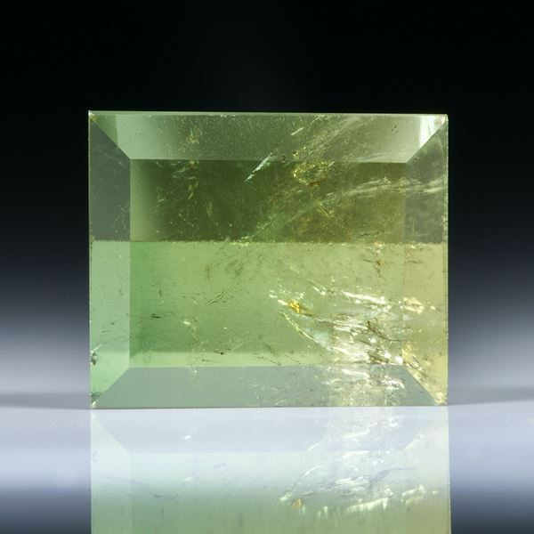 Turmalin Spiegelschliff 6.68ct  ca.12x10x6.5mm