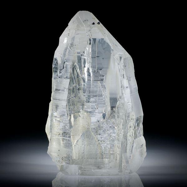 schweizer Bergkristall ca.76x45x38mm