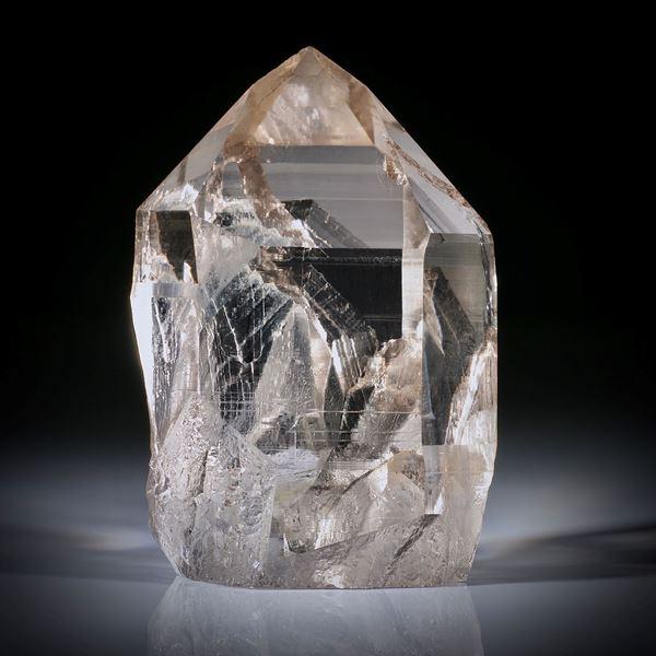 schweizer Bergkristall ca.71x49x40mm