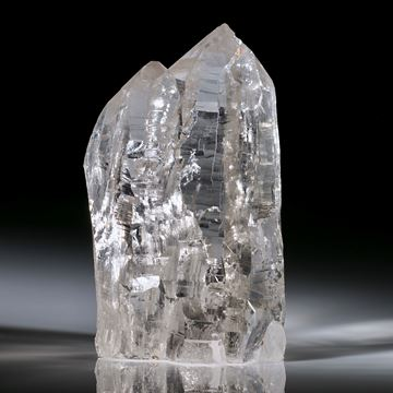 schweizer Bergkristall ca.77x45x40mm