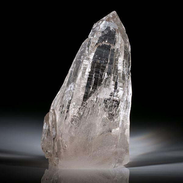 schweizer Bergkristall ca.90x53x33mm